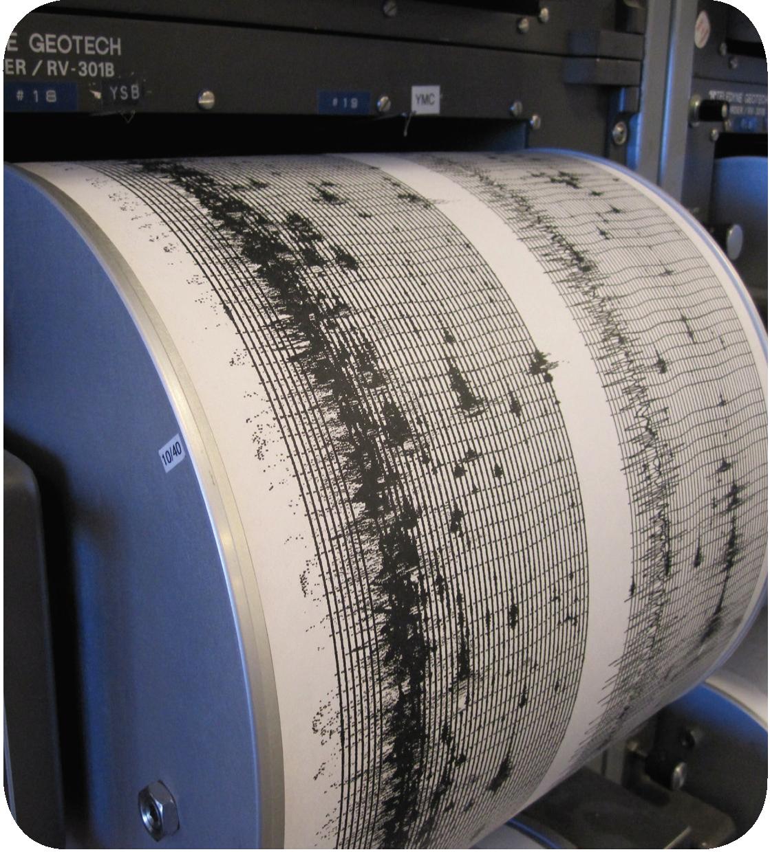 Rio Tinto Earthquake Information Center